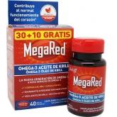 Megared Omega 3 Aceite Krill 40 Cápsulas