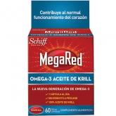 Megared Omega 3 Aceite Krill 60 Cápsulas