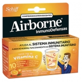 Airborne Efervecente Sabor Naranja 10 Comprimidos