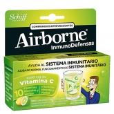 Airborne Comprimidos Efervescentes Sabor Lima Limón 10 Unidades