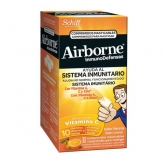 Airborne Inmunodefensas Comprimidos Masticables Sabor Naranja 32 Unidades