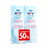 Durex K Y Jelly Lubricante 2x75ml