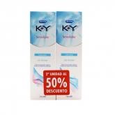 Durex Sensilube KY Lubrifiant Intime 2x75ml