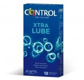 Control Xtra Lube 12 Préservatifs