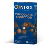 Control Chocolate Addiction Preservativos 12 Unidades