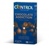 Control Chocolate Adiction 12 Préservatifs