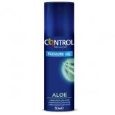 Control Gel Lubricante Aloe Care 50ml