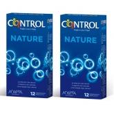 Control Nature Pack Préservatifs 12+12 Unités