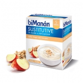 Bimanán Sustitutive Crema Yogur Cereales 5 Unidades