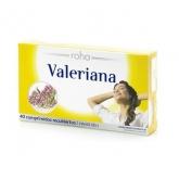 Roha Valeriana Comprimidos Recubiertos 40 Unidades