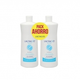 Lactacyd Derma Gel De Baño 2x1000 ml