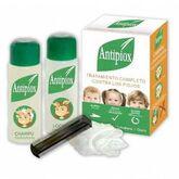 Halley Antipiox Champú 150ml Loción 150ml Lendrera Gorro 1 Pack