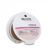Rilastil Coverlab Maquillaje Compacto  Piel Normal Mixta Spf30 Nº2 Honey 8g