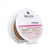 Rilastil Coverlab Maquillaje Compacto  Piel Seca Spf30 Nº1 Natural 8g