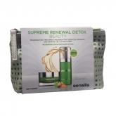 Sensilis Supreme Renewal Detox Day Cream Spf15 50ml Set 2 Piezas