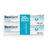 Isdin Bexident Encias Pasta Dental 2x125ml