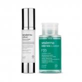 Serderma Azelac Gel Hidratante 50ml+ Sensyses Cleanser Ros 200ml