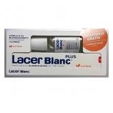 Lacer Blanc Plus Pasta Dental Blanqueadora Uso Diario D-Citrus 125ml + Colutorio 100ml