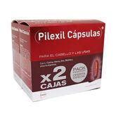 Pilexil Cápsulas Para Cabello Y Uñas 2x100 Unidades