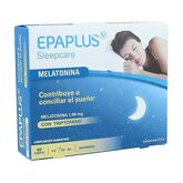 Epaplus Melatonina 1,98mg Triptófano 60 Cápsulas