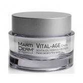 Martiderm Vital-Age Cream Spf15 Very Dry to Dry Skin 50ml