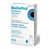 Bañoftal Multidosis Ojo Seco 10ml