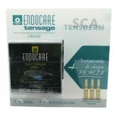 Endocare Tensage Crema 50ml + 3 Endocare Tensage Ampollas