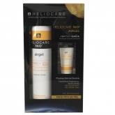 Heliocare 360º Airgel Spf50 + 200ml Set 2 Piezas 2018