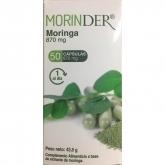 Morinder Moringa 870mg 50 Cápsulas