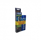 Oral-B Cross Action Recambio Cepillo Dental 3 Unidades Set 2 Piezas