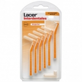 Lacer Cepillo Interdental Lacer Naranja Extrafino Suave 0.5 mm