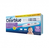 Clearblue Test D'Ovulation 10 Unités