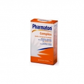 Pharmaton Complex Gisnseng G115 30 Cápsulas
