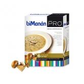 Bimanan Pro Crema De Setas 6 Unidades