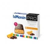 Bimanán Befit Barritas Chocolate y Naranja 6uds