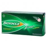 Berocca Boost 30 Comprimidos Efervescentes Guaraná