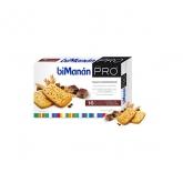 Bimanán Befit Galletas De Cereales Con Pepitas De Chocolate 16uds
