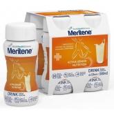 Meritene Active Senior Nutrition Drink Sabor Vainilla 4x125ml