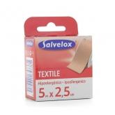 Salvelox Textile Hipoalergénico 5x2.5cm