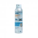 Isdin Fotoprotector Pediatrics Transparent Spray Wet Skin Spf50+ 200ml