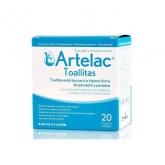 Artelac Toallitas Estériles Oculares 20 Unidades