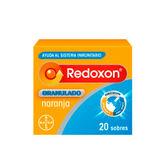 Redoxon Granulado Sabor Naranja 20 Sobres