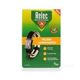 Relec Pulsera Antimosquitos Negra