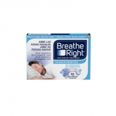 Breathe Right Tiras Nasales Grandes Transparentes 10 Unidades