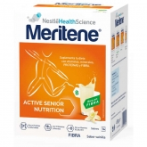Meritene Active Senior Nutrition Batido Sabor Vainilla Rico En Fibra 14 Sobres
