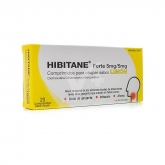 Hibitane Forte Limon 20 Comp