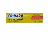 Cinfadol 11,6 Mg-G 60g Gel