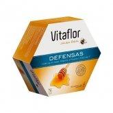 Vitaflor Jalea Real Defensas 20 Viales 200ml