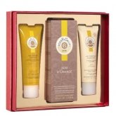 Roger & Gallet Bois D'Orange Agua Fresca Perfumada Spray 100ml Set 3 Piezas 2016