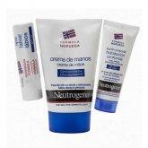 Neutrogena Pack Crema Manos Concentrada 50 ml + Protector Labial SPF 20 4,8g